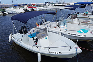 Boat Rent Mar Menor